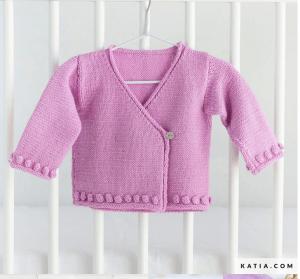 baby90naturejackeBABY NATURE Bio Wolle