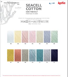 Bio-Garn SeaCell Cotton